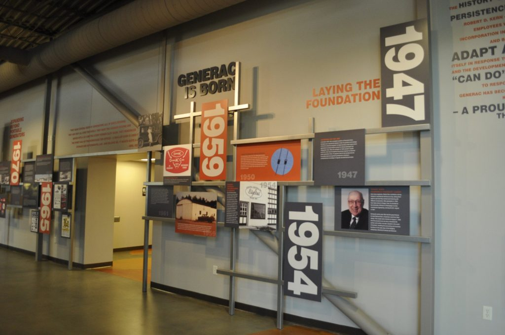 Generac-history-wall-1