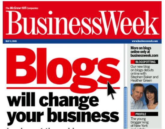 5 REASONS YOUR BUSINESS NEEDS A BLOG NOW!