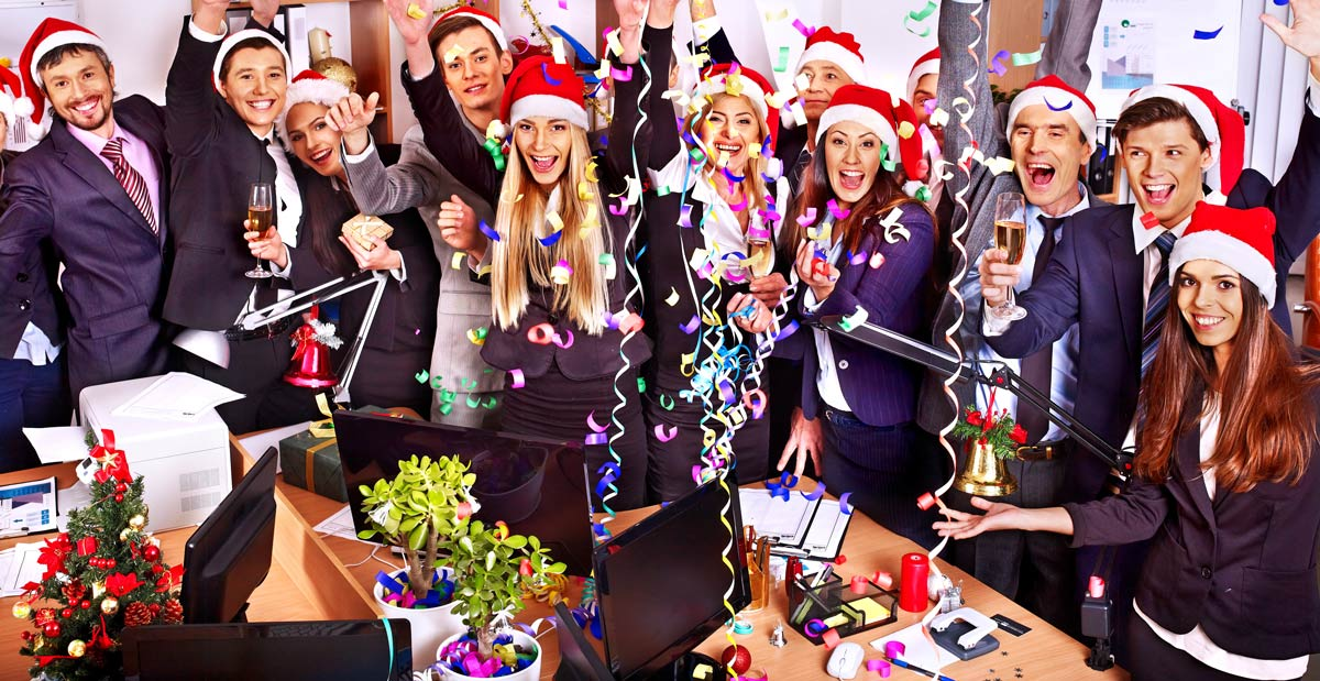 WORK YOUR NETWORK FOR THE HOLIDAYS!